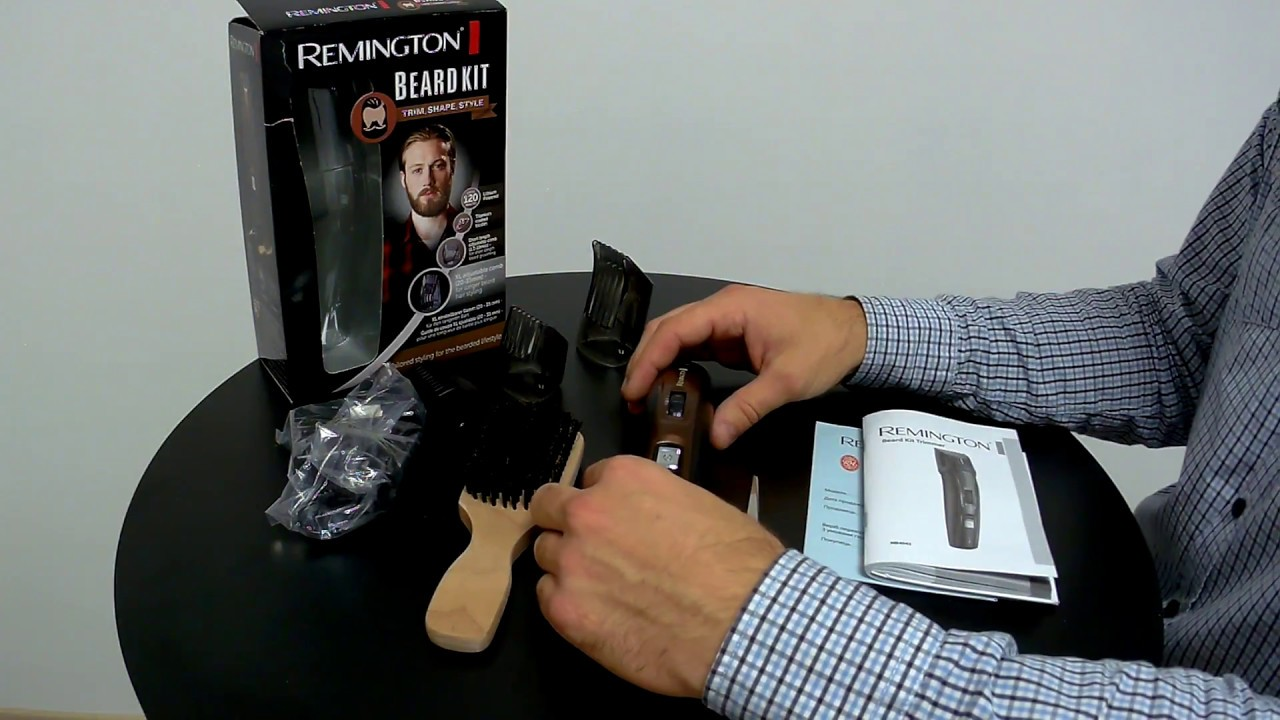 remington mb4045 beard trimmer youtube. Black Bedroom Furniture Sets. Home Design Ideas