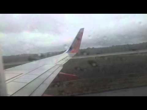 BNA Landing from LGA