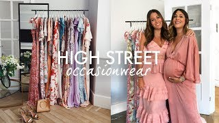 HIGH STREET OCCASIONWEAR HAUL | WE ARE TWINSET