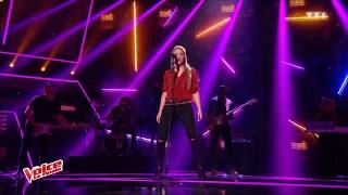 Shakira - Me Enamoré (The Voice France La Finale Saison 6) HD