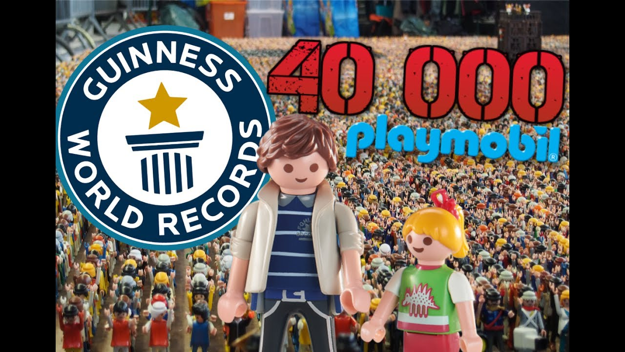 Chambre Pirate Maison Du Monde record du monde 40 000 playmobil - exposition film playmobil  (maison,pirate,chevalier,camping,ville)