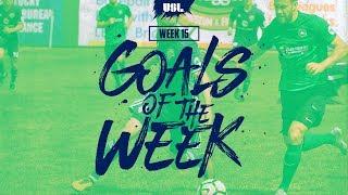 USL Goal of the Week - Week 15 thumbnail