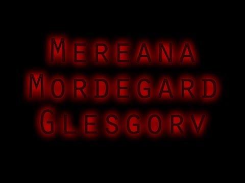 creepypasta the masterpiecemereana mordegard glesgorv