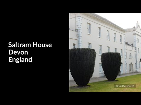 Saltram House, Plympton, Plymouth, Devon, England - National Trust