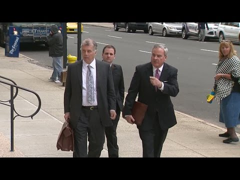 Rowland trial begins in federal court