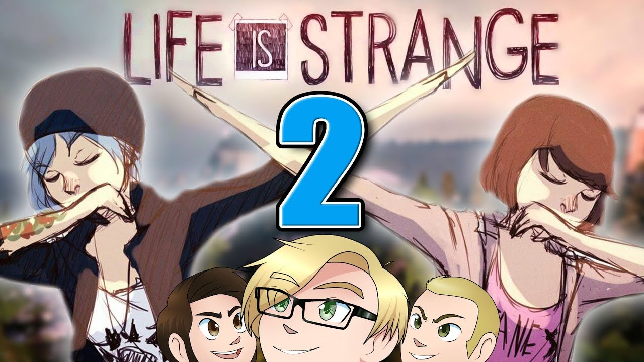 Life is Strange: Mean Boys - EPISODE 2 - Friends Without Benefits