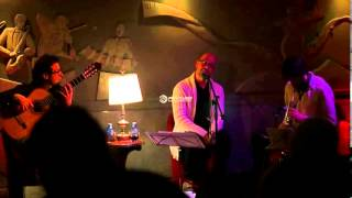 Un baile a beneficio (La Podrida) SVC trio En vivo en el Cafe Berlin (Madrid)