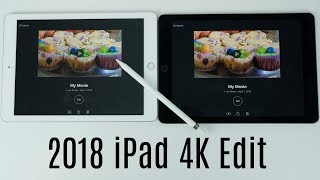 Download Can the 2018 iPad 9.7 Edit 4K Video? (vs iPad Pro 9.7) Mp3 and Videos