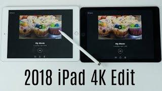 Video Can the 2018 iPad 9.7 Edit 4K Video? (vs iPad Pro 9.7) download MP3, 3GP, MP4, WEBM, AVI, FLV September 2018