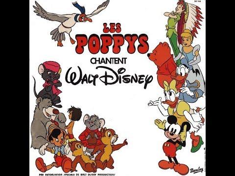 Les Poppys - Il Suffit D'un Peu D'imagination  (1977)