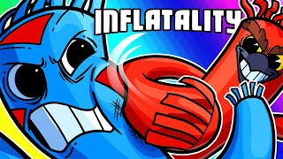 Inflatality Funny Moments - Wacky Waving Inflatable Arm Flailing Beatdowns!