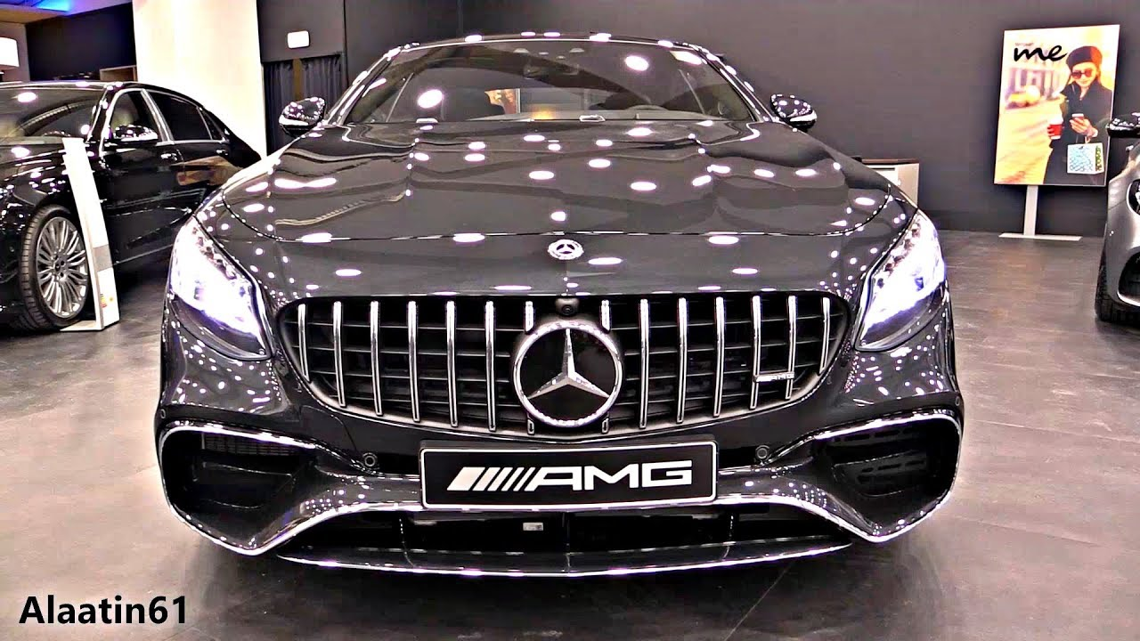 2018 Mercedes S Class Coupe - NEW AMG S63 4Matic + SOUND FULL Review ...
