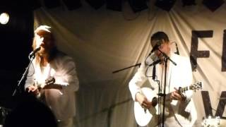 Friska Viljor - Shotgun Sister - live Theaterfabrik Munich 2015-11-02