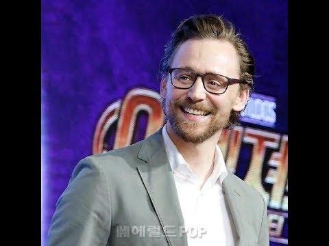Infinity War, Seoul, Day 1 Cumberbatch, Holland, Hiddleston