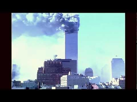NIST FOIA 09-42: R25 -- 42A0101 - G25D11, Video #1 (Twin Towers Destruction)