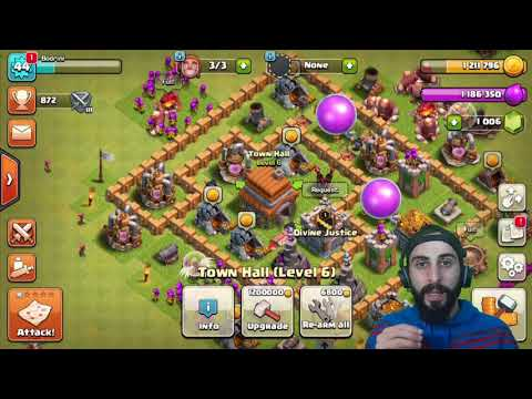 Clash of Clans Greek~The Renaissance Of Clan~By Bodrini