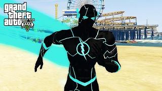 THE FUTURE FLASH!! (GTA 5 Mods)