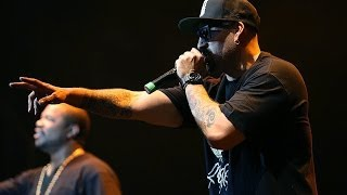 Serial Killers (Xzibit, B-Real, Demrick) - Insane In The Brain (09.04.2014, Moscow)