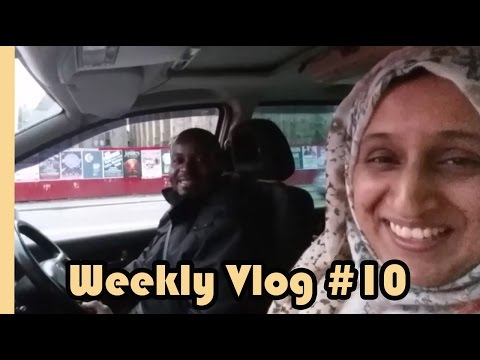Weekly Vlog #10: We Used To Do That