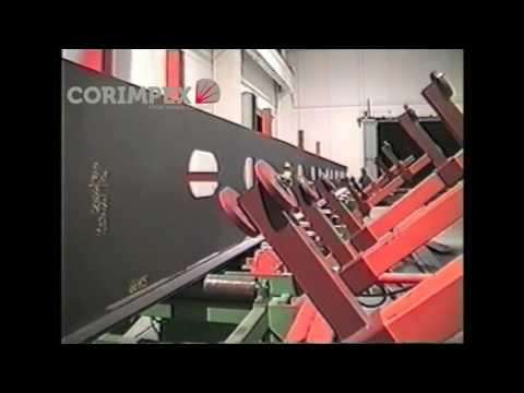 Новолипецкий завод сварной балки