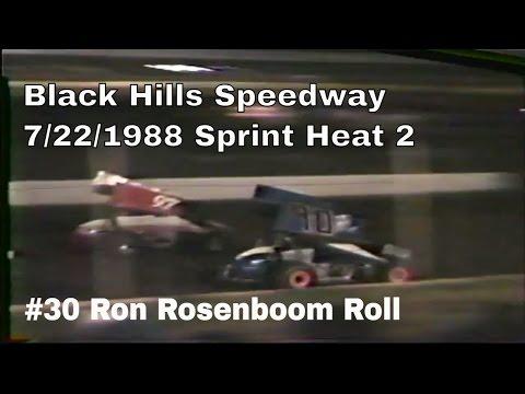 BHSpeedway 7/22/1988 Sprint Heat 2