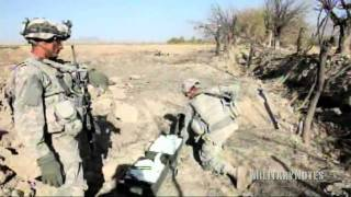 APOBS Anti-Personnel Obstacle Breaching System (How to use it)