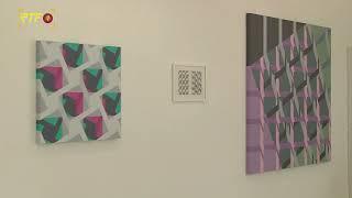 """Ausstellung """"Net-Works"""" in der Galerie Reinhold Maas"""