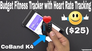 imco coband k4 fitness tracker with hr steps review 35 intl giveaway