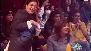 عمر لطفي وزوجته فرح الفاسي وسعيد الصنهاجي وزوجته كريمة في حلقة خاصة بالعائلات في