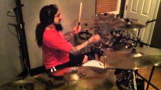 Mike Portnoy Drum (& Vocal) Cam - Transatlantic Indiscipline (King Crimson Cover)