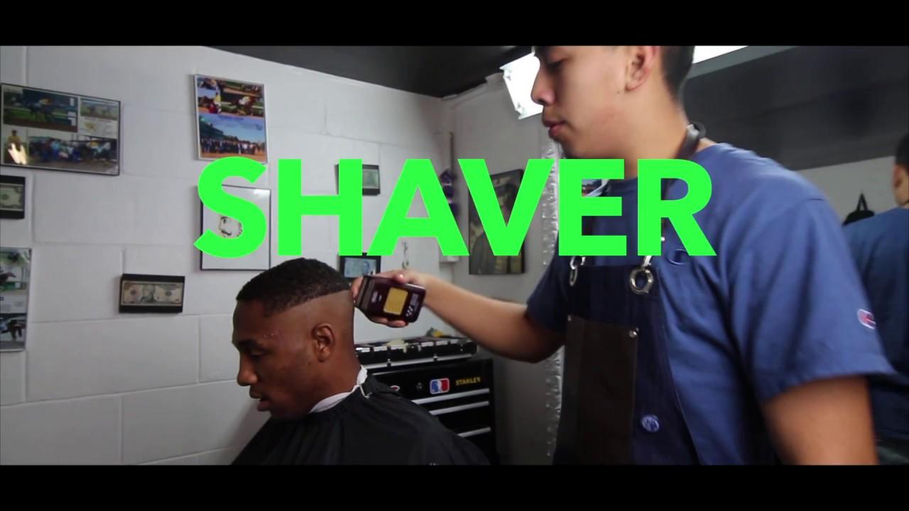 Barber Tutorial Russell Westbrook Skin Fade Hd Youtube