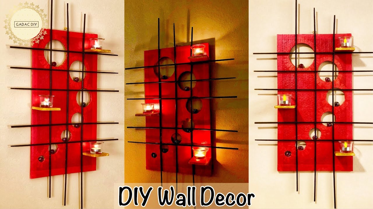 Wall Hanging Craft Ideas With Lights Gadac Diy Diy