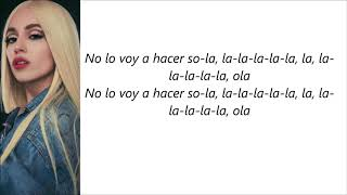 Gambar cover Alan Walker, Ava Max - Alone Pt. II (Letra en español)
