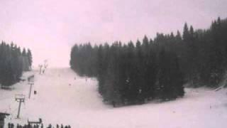Гора Високий верх (комплекс Захар Беркут) 05.03.2011