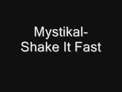 Shake ya ass mystikal