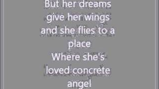 Скачать Concrete Angel Martina Mcbride Lyrics