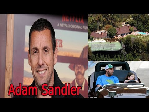 Adam Sandler Lifestyle, Net Worth, Biography, Family, kids, House and Cars // Stars Story