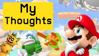 My Thoughts On The 2.0 Update For Super Mario Maker 2