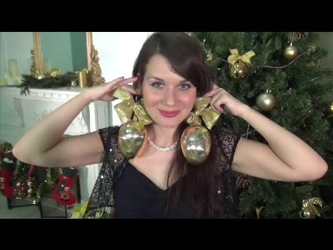 ASMR/АСМР: Happy Holidays! Merry Christmas and Happy new year!!! Relaxing Whisper. Relax Whispering.