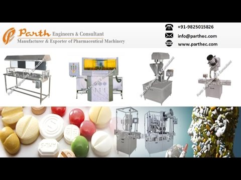 All Types Of Pharmaceutical Machinery Manufacturer - Www.parthec.com