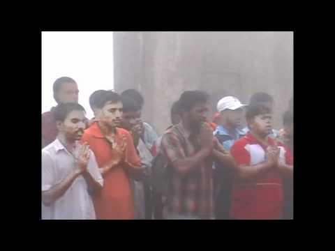 Shivprarthana / Shlok by Shivpratishthan members - Shivrajyabhisek celebrations on Raigad
