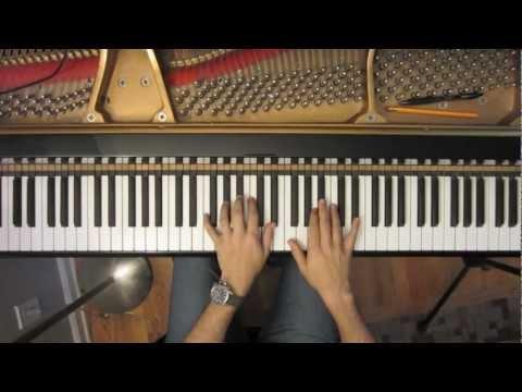 "Jazz Piano Lesson #28: Modal Interval Pattern (Dorian) ""Free Jazz Lesson"""