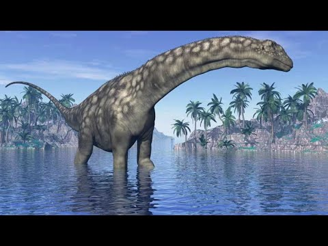 Un nuevo dinosaurio masivo podría ser la criatura más grande que jamás haya vagado por la Tierra