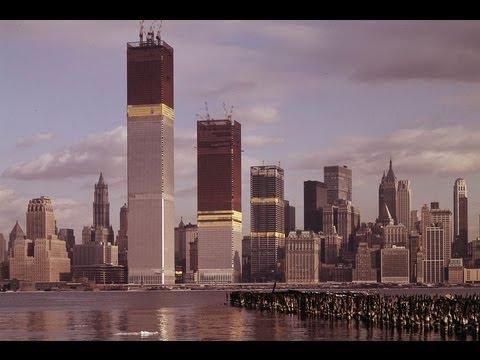 Vintage World Trade Center Construction Promo 1968-1972