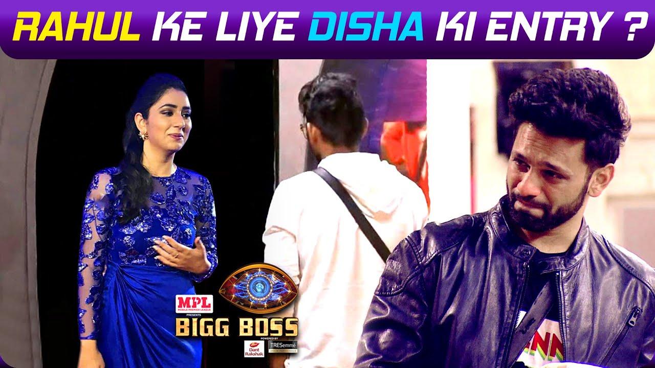 Download Bigg Boss 14: Disha Ki Hogi Ghar Mein Entry? Dengi Rahul Ke Pyaar Ka Jawab ?