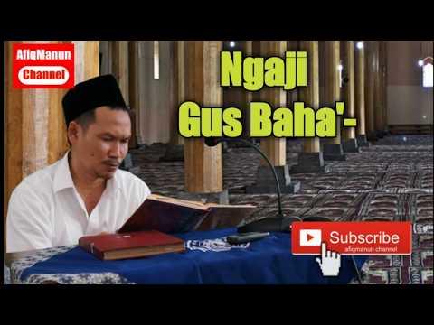 Gus Baha' - Ngaji Kitab Arbain Nawawi
