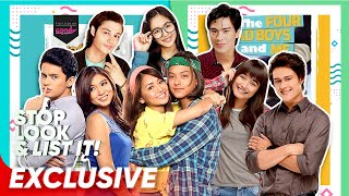 6 books adapted by Star Cinema!   Stop Look and List It!