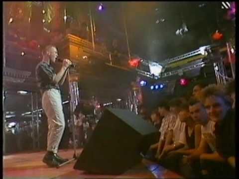 Bronski Beat - No More War + Need a Man Blues (live)