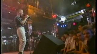 Bronski Beat - No More War + Need a Man Blues (live)