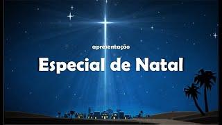 Apresentação especial de Natal - Crianças